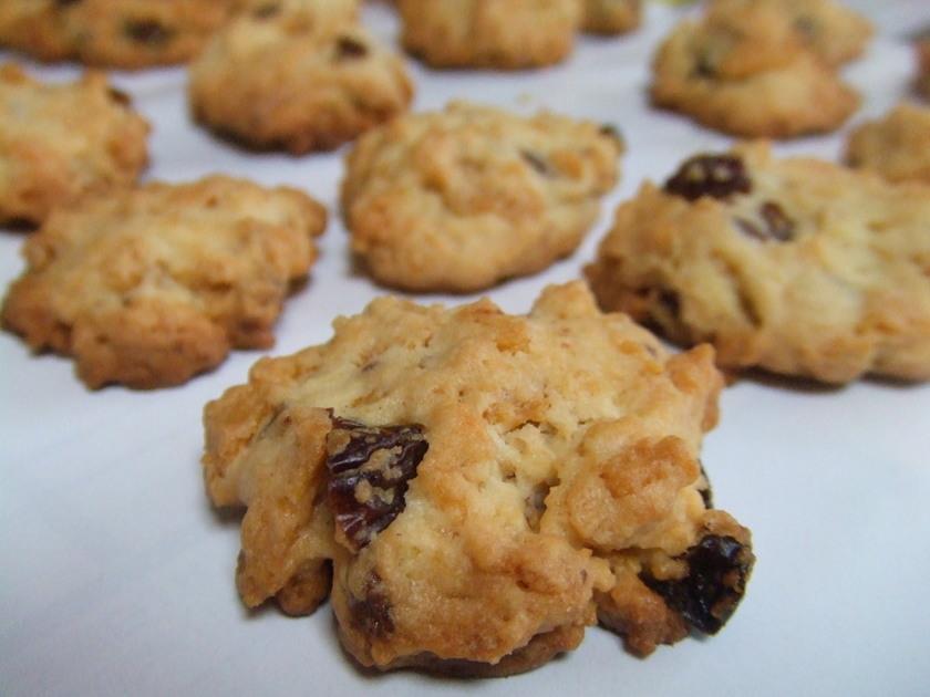 やっぱりおいしい!コーンフレーククッキー