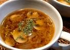 マッシュルームのミソスープ