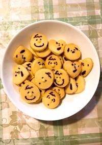 簡単☆サクサククッキー★彡(スヌーピー)