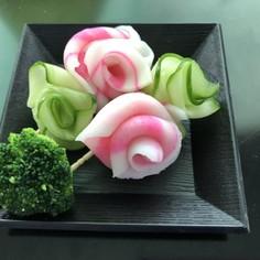 お弁当に♪パーティーに♬なるとのお花