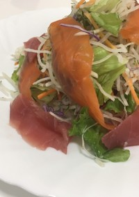 簡単海鮮サラダ