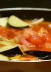 野菜たーっぷり沖縄風トマト煮込み