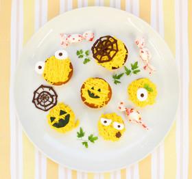 ハロウィン♪甘酸っぱいかぼちゃモンブラン
