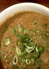 濃厚つけ麺スープ