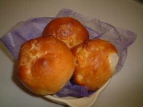 ★爽やか!オレンジヨーグルトパン