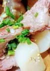 トンコツ(鹿児島の郷土料理豚軟骨煮)