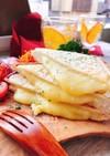 チーズとろーりラクレットトースト(動画有
