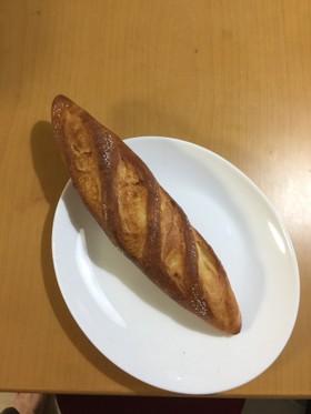 国産強力粉のソフトフランスパン