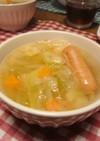 圧力鍋で簡単!トロトロ野菜スープ♪