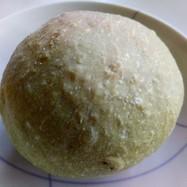 ノンオイルde簡単♪抹茶味⁈青汁パン♪