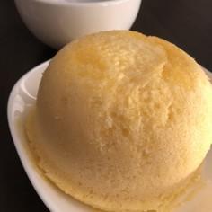 レンジでどんぶり蒸しパン【覚書】