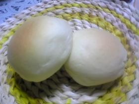 米粉☆ふわっふわ!白パン