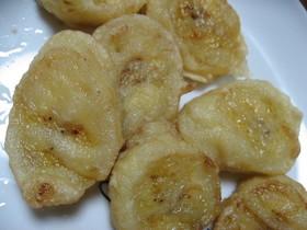バナナの天ぷら