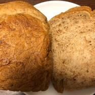HBもちもち胡桃と無花果パン