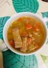 超!野菜嫌いな子に☆完食⁈☆野菜スープ