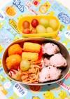 幼稚園お弁当 3歳2ヶ月②