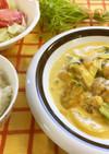鶏とかぼちゃのクリーム煮(健康食)