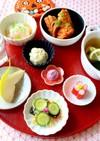 温泉玉子 わかめと魚つみれスープ糖質制限