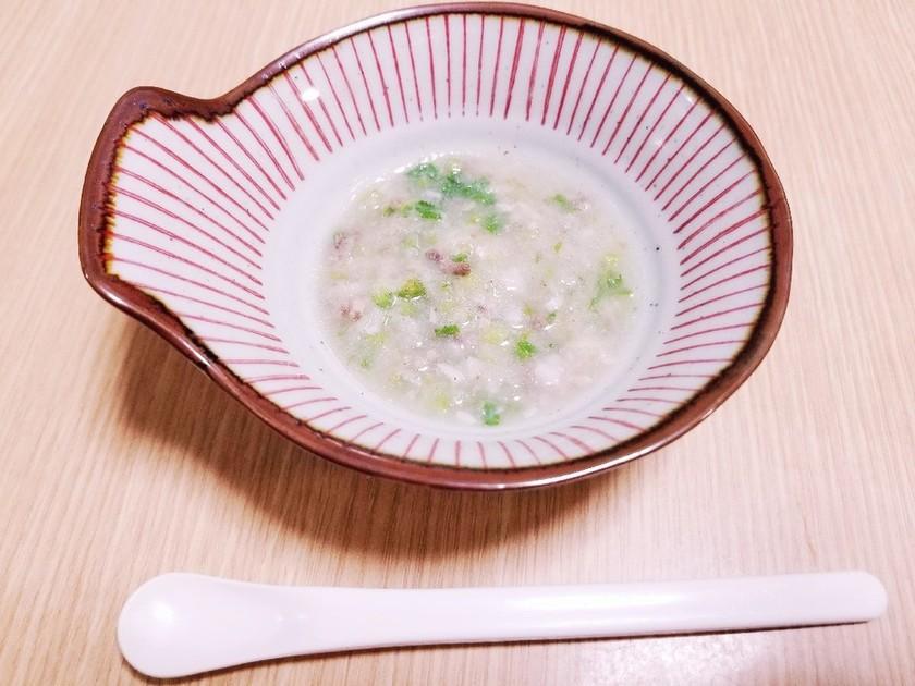 離乳食 9ヶ月 秋のれんこんスープ