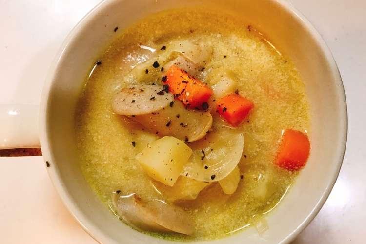 コンソメ スープ 豆乳 ダイエットに人気の豆乳スープレシピ!低糖質で高タンパク質