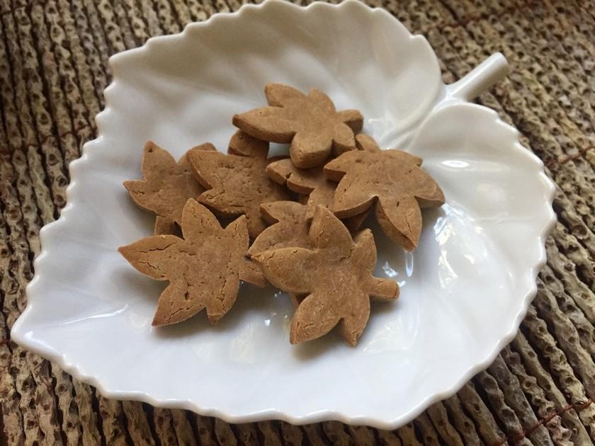 栗と味噌 絶妙な相性 カリカリクッキー