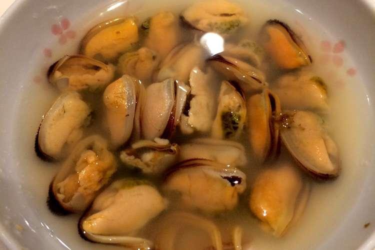ムール貝 レシピ