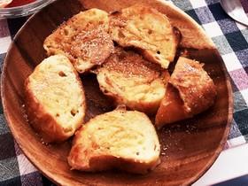 豆乳フレンチトースト☆ヴィーガン