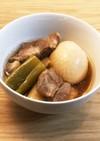 圧力鍋で簡単すぎる豚の角煮さん。