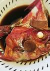 簡単本格  割烹屋さんの金目鯛の煮付け