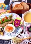 いわし胡麻味醂 お花惣菜 糖質制限