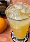 生搾りオレンジのハイボール