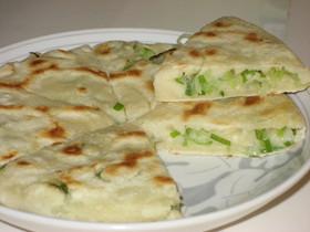 葱油餅(ツォンヨウピン) 中国の家庭料理