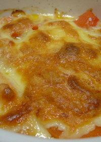 トマトのチーズ焼☆