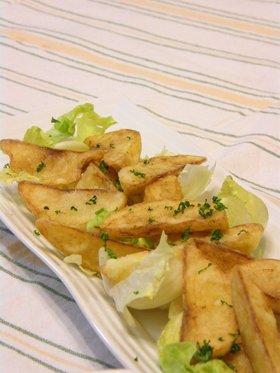 塩バター風味のポテトフライ