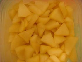 リンゴのコンポート