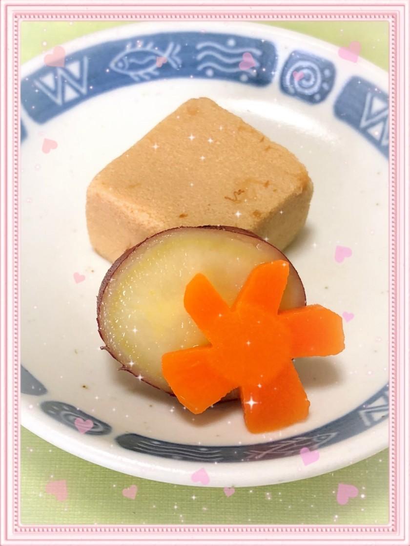 そこそこ美味〜高野豆腐〜(o˘◡˘o)♡