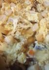 簡単美味・茶碗蒸し風味の卵スープ