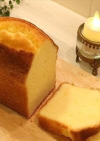 【簡単!】基本のパウンドケーキの作り方