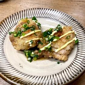 鶏モモ肉の甘酢ソース