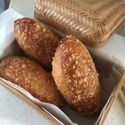はじめてのカレーパン♡手みやげやお弁当にの写真