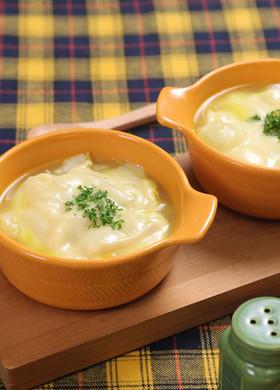 鏡開き☆お餅のカレースープ