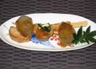 里芋と玉こんにゃくの串田楽