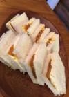 干し柿サンドイッチ