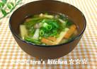 捨てないで☘️鯖缶の残り汁de味噌汁