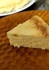 糖質オフ カスタードチーズケーキ