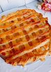 お家で簡単☆サクサク美味しいアップルパイ