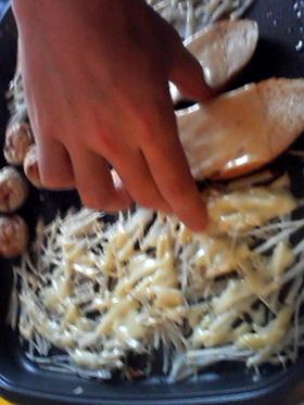 ポテマヨチーズ焼き❤