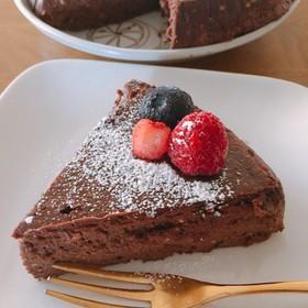 超簡単!♡濃厚チョコレートチーズケーキ♡