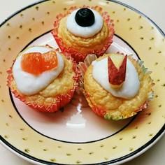 彩ちゃんのカップケーキ(ベビー用)