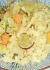 炊き込みカレー飯(血管ダイエット1311